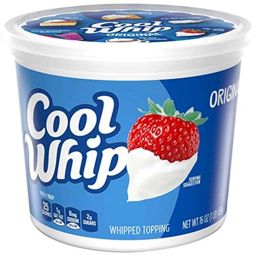 Cool Whip Original Whipped Topping