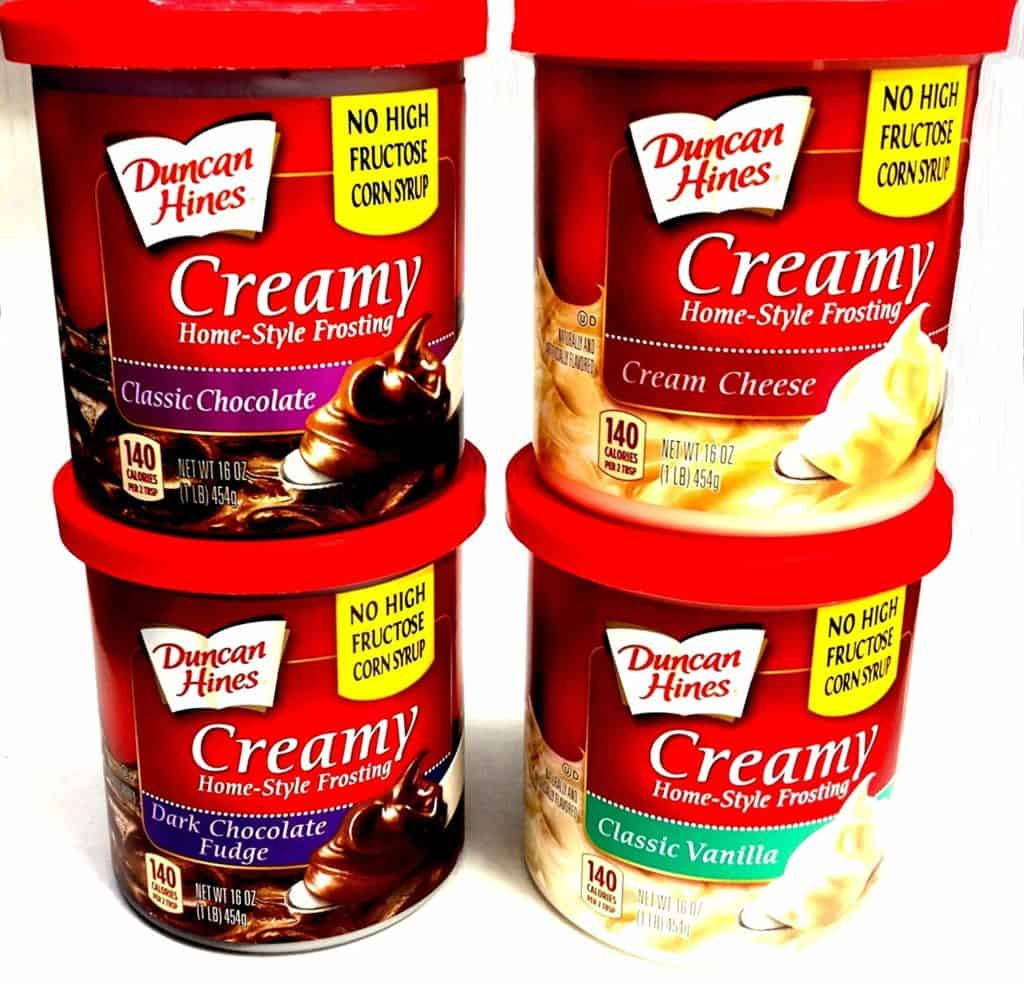 Duncan Hine's Creamy Homestyle Frosting Variety Pack