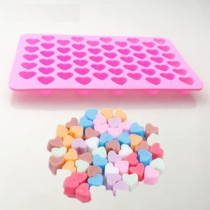 Silicone Heart Mold Baking Tools