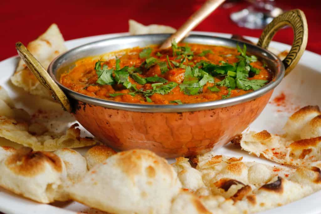 Delicious Dish - An Indian Recipe For Naan